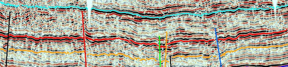 Seismic header