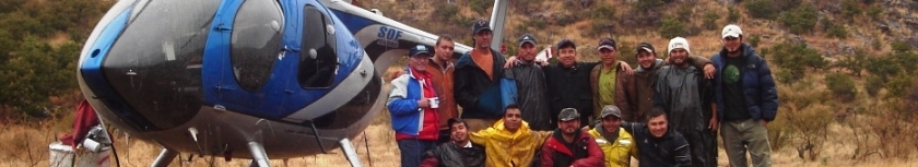 HSE header Crew in Chihuahua